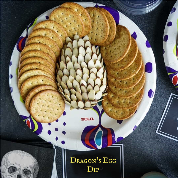 Dragon's Egg Dip