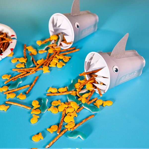 DIY Shark Craft