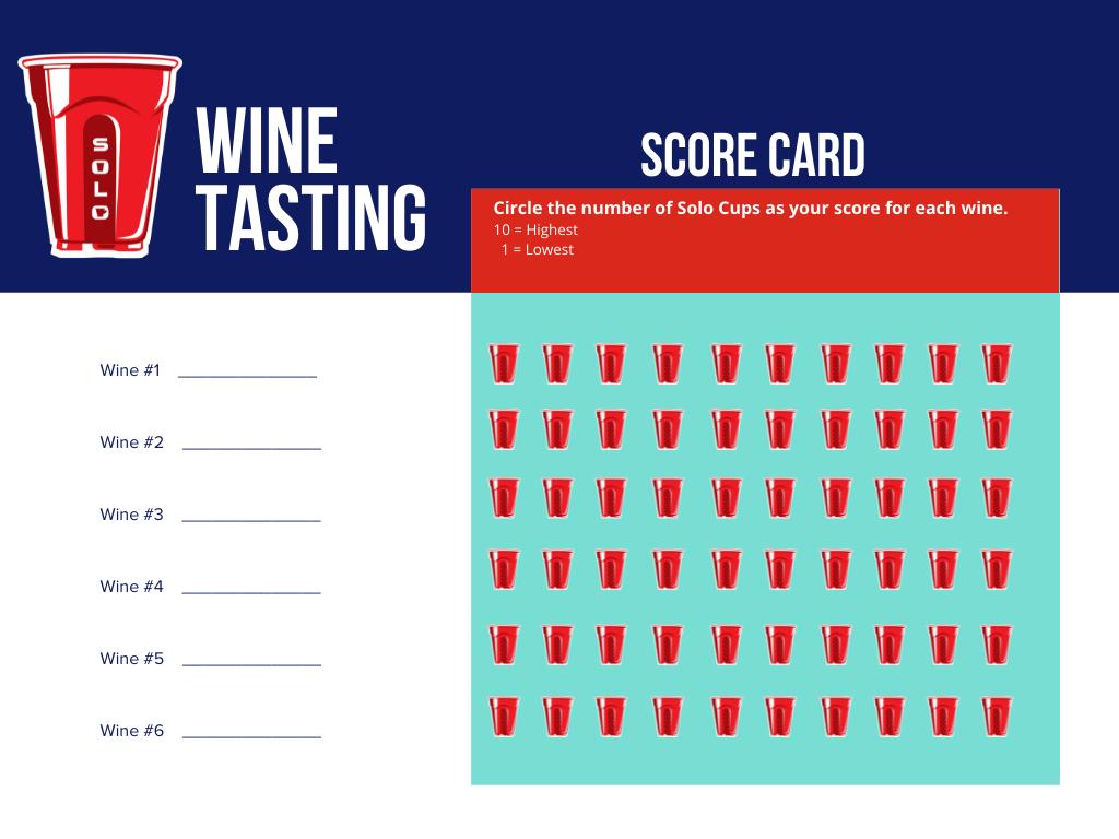 Wine Tasting Printable (1)