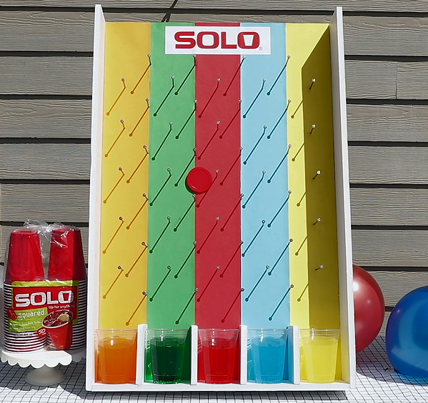 SOLO Soda Scrambler
