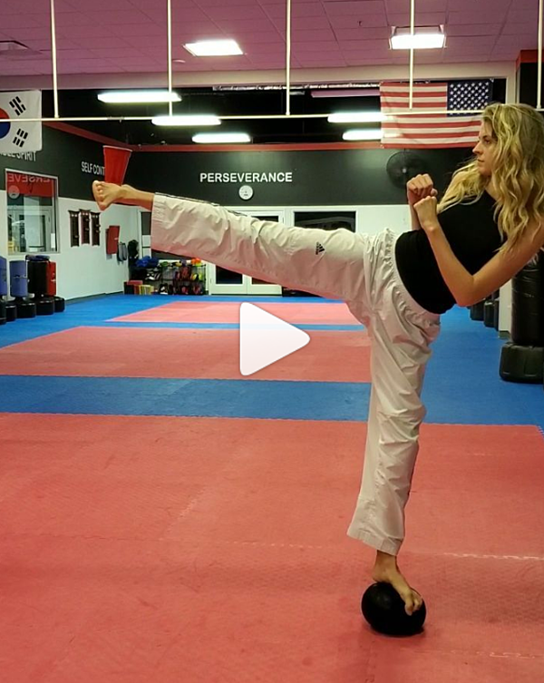 solo_cup_karate_training